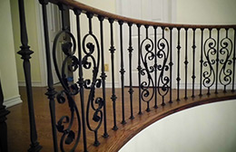 Railings by Stairs for you