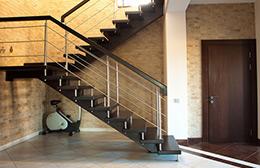 Metal Staircase Burlington