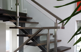 Wooden Staircase Burlington by Stairs4u