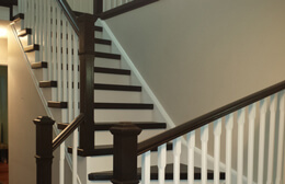 Metal Staircase Burlington by Stairs4u