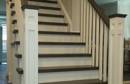 Curved Staircase Burlington by Stairs4u